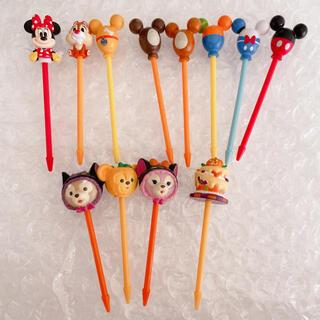 Disney - ディズニーリゾート お弁当ピック 12本セット