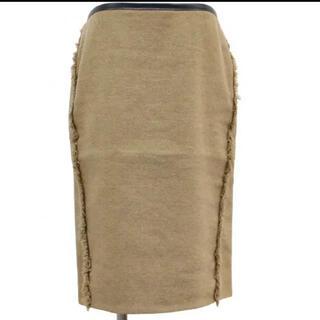 ドゥロワー(Drawer)のドゥロワー タイトスカート(ひざ丈スカート)