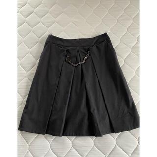 セリーヌ(celine)の✨✨セリーヌの台形スカート 超美品✨✨(ひざ丈スカート)