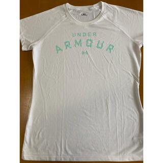 アンダーアーマー(UNDER ARMOUR)のアンダーアーマー Tシャツ 美品(Tシャツ(半袖/袖なし))