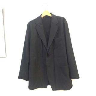 コモリ(COMOLI)の未使用AURALEE2020aw ウールジャケット オーラリー(テーラードジャケット)