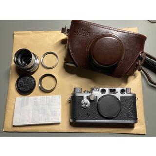 LEICA - Leica iiif と summitar 50/2 【整備済みセット】