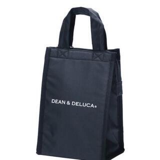 ディーンアンドデルーカ(DEAN & DELUCA)のDEAN & DELUCA クーラーバッグ ブラックS(弁当用品)