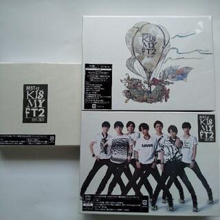 Kis-My-Ft2 - BEST of Kis-My-Ft2(初回盤Blu-ray Disc付)