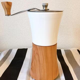 ハリオ(HARIO)のHARIO ハリオ セラミックコーヒーミル(電動式コーヒーミル)