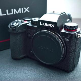Panasonic - LUMIX S5