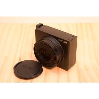 リコー(RICOH)のJ08 ◆美品◆ リコー RICOH S10 GXR 用 レンズ /3489-2(レンズ(ズーム))