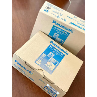Panasonic - 【新品、未使用】Panasonic‼️VL-SWD303KL!