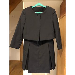 ベベ(BeBe)のBeBe フォーマル ワンピース ジャケット 110 女の子 入学式 お受験(ドレス/フォーマル)