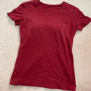 UNIQLO - ユニクロ ブラトップTシャツ