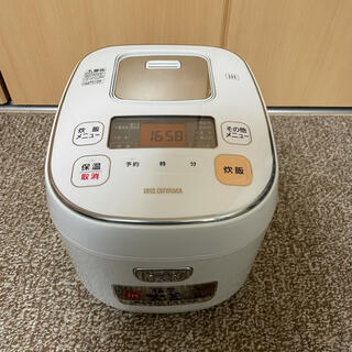 アイリスオーヤマ - アイリスオーヤマ 炊飯器  IRIS ERC-IB50