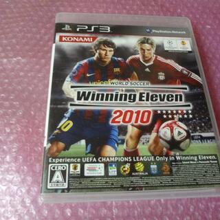 プレイステーション2(PlayStation2)のPS3 ういいれ2010 ⇒送料無料(家庭用ゲームソフト)