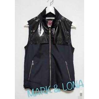 マークアンドロナ(MARK&LONA)の【S】マークアンドロナ MARK&LONA ベスト(その他)
