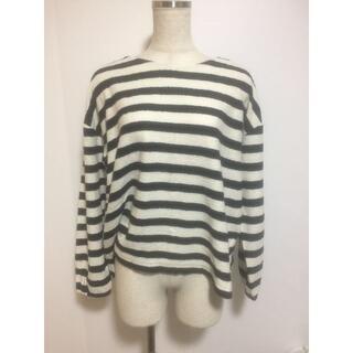 サマンサモスモス(SM2)のSM2 ☆46655(Tシャツ(長袖/七分))