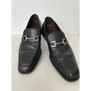 サルヴァトーレフェラガモ(Salvatore Ferragamo)のSalvatore Ferragamo メンズ 革靴  フェラガモ 美品(ドレス/ビジネス)