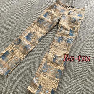 バツ(BA-TSU)の古着Ba-tsu 個性的パンツ(カジュアルパンツ)