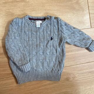 ラルフローレン(Ralph Lauren)のラルフローレン セーター 美品(ニット/セーター)