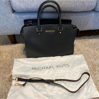 Michael Kors - MICHAEL KORS ハンドバッグ ショルダーバッグ ブラック