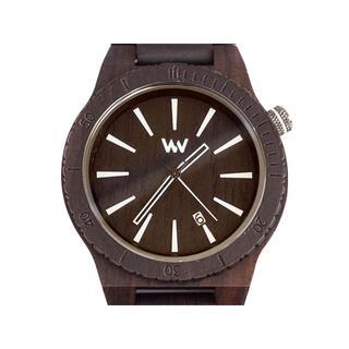 ヴィヴィアンウエストウッド(Vivienne Westwood)のWEWOOD メンズ腕時計 9818097 ASSUNT ブラック(腕時計(アナログ))