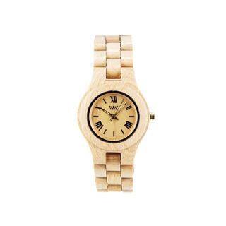 ヴィヴィアンウエストウッド(Vivienne Westwood)のWEWOOD 腕時計 9818044 CRISS BEIGE ベージュ (腕時計(アナログ))