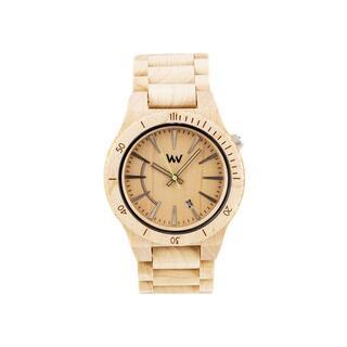 ヴィヴィアンウエストウッド(Vivienne Westwood)のWEWOOD 腕時計 9818049 ASSUNT BEIGE ベージュ (腕時計(アナログ))