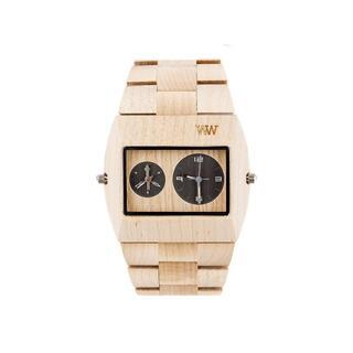 ヴィヴィアンウエストウッド(Vivienne Westwood)のWEWOOD 腕時計 9818071 JYUPITER RS  ベージュ (腕時計(アナログ))