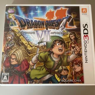 SQUARE ENIX - ドラゴンクエストVII エデンの戦士たち 3DS
