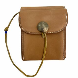 ゴローズ(goro's)の《新品》ゴローズ(goro's)縦型二つ折り財布(サドル)(折り財布)