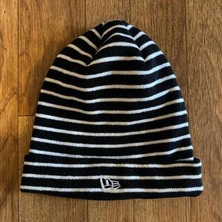 ニューエラー(NEW ERA)のニット帽(帽子)