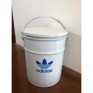アディダス(adidas)のアディダスオリジナルス  缶 ノベルティ(ノベルティグッズ)