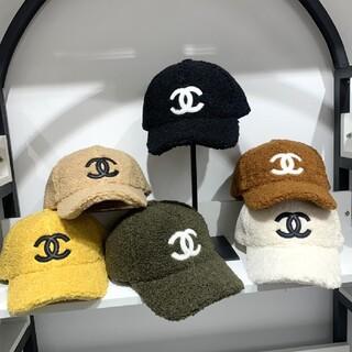 CHANEL - 1個8000円キャスケット、ハンチング/ペレー帽-109629