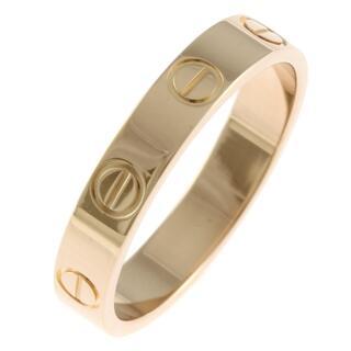 Cartier - 【中古】カルティエ CARTIER リング・指輪 11号 K18ピンクゴールド