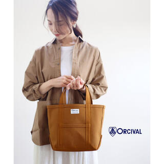 ORCIVAL - オーチバル・オーシバル  キャンバスバッグ S