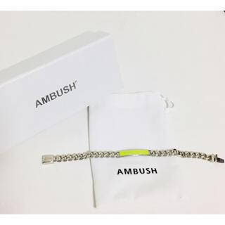 アンブッシュ(AMBUSH)のAmbush ブレスレット(ブレスレット)
