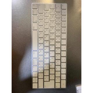 マック(Mac (Apple))のMagic Keyboard2(PC周辺機器)