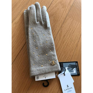 ランバン(LANVIN)の新品未使用✳︎LANVAN手袋(手袋)