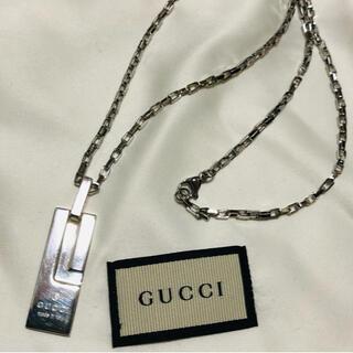 Gucci - GUCCI グッチ ネックレス SV925