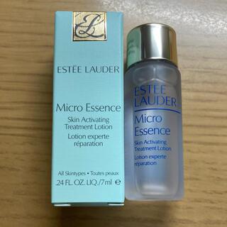 エスティローダー(Estee Lauder)のエスティローダー マイクロエッセンスローション(化粧水/ローション)