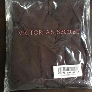 ヴィクトリアズシークレット(Victoria's Secret)の未使用VICTORIA'S SECRET  ハイネック ボディスーツ 茶(カットソー(長袖/七分))