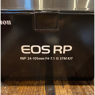 Canon - 新品★Canon EOS RP RF24-105 IS STM レンズキット