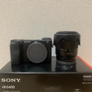SONY - α6400 sel1670z
