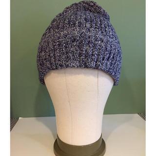 ムジルシリョウヒン(MUJI (無印良品))の無印良品のニットビーニーキャップ(ニット帽/ビーニー)