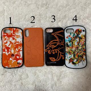 ポケモン(ポケモン)のiPhoneケース ポケモン リザードン(iPhoneケース)