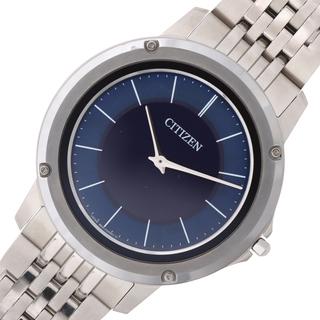 シチズン(CITIZEN)のシチズン CITIZEN エコドライブワン 腕時計 メンズ【中古】(金属ベルト)