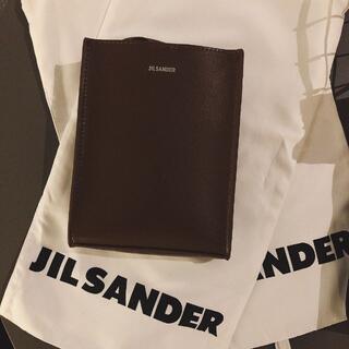 Jil Sander - JIL SANDER TANGLE BAG