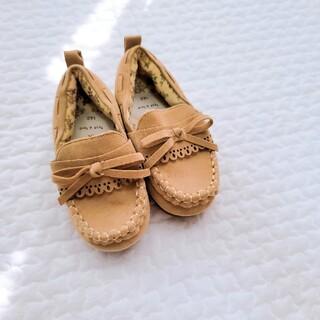 テータテート モカシン 靴
