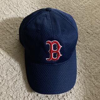 ニューエラー(NEW ERA)のボストン レッドソックス ニューエラキャップ 帽子 子供用(帽子)