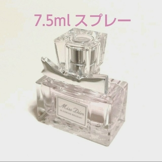 Dior - Dior ミスディオール ブルーミングブーケ 7.5ml ノベルティ 香水