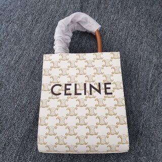 celine - CELINE ハンドバッグ ミニ バーティカルカバ トリオンフ