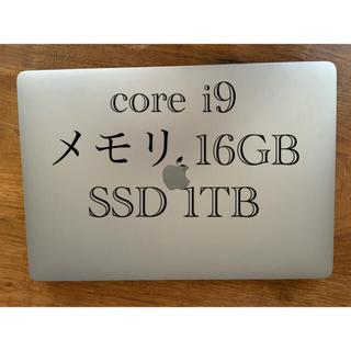 Mac (Apple) - MacBook pro 16inch スペースグレー